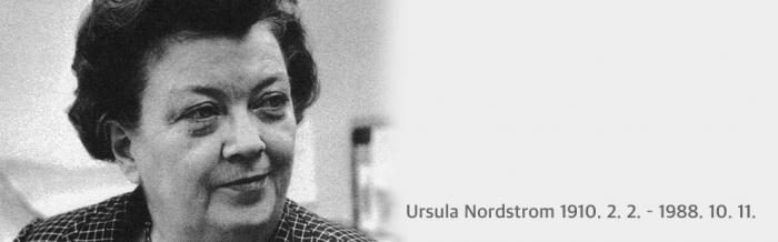 20세기 최고의 어린이책 편집자, 우셜라 노드스트롬
